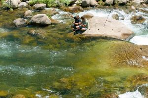 Fly Fishing San Joaquin River